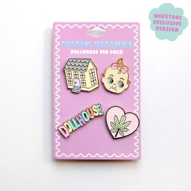 Melanie Martinez Dollhouse Pin Pack