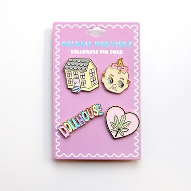 Melanie Martinez Dollhouse Pin Pack