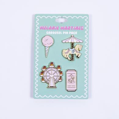 Melanie Martinez Carousel Pin Pack
