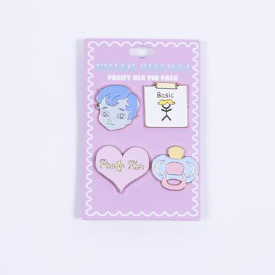 Melanie Martinez Pacify Her Pin Pack