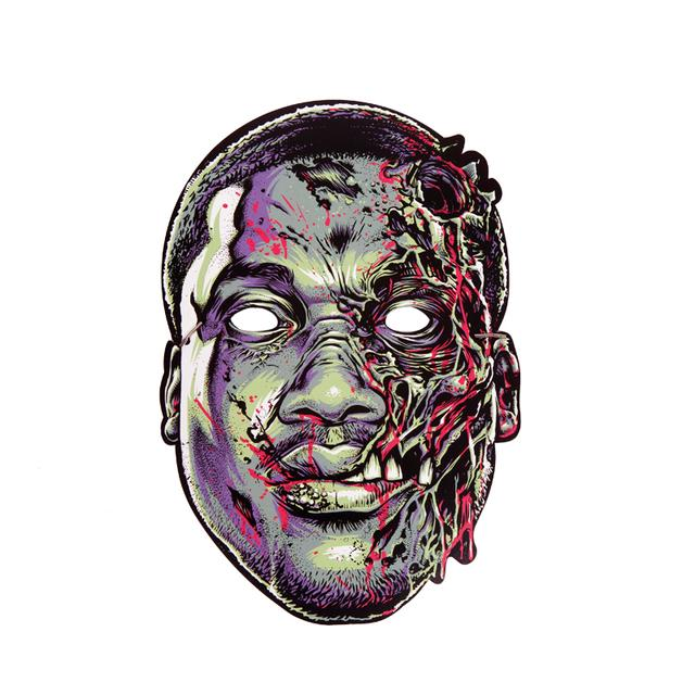 Meek Mill Zombie Die Cut Mask