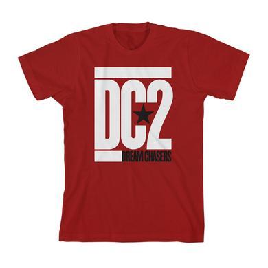 Meek Mill DC Star T-Shirt (Red)