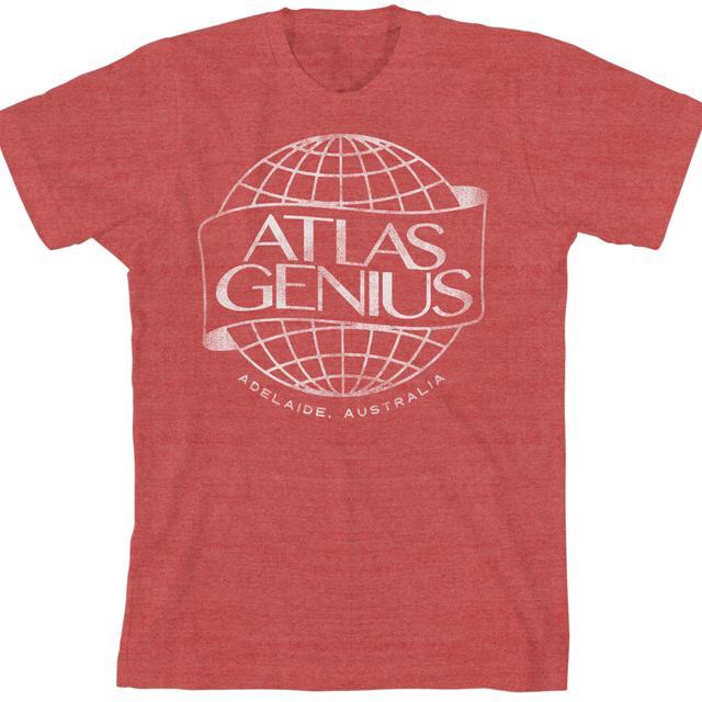 Atlas Genius World T-Shirt