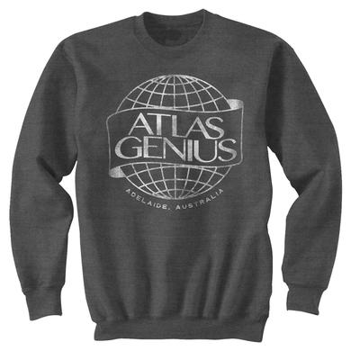 Atlas Genius World Pullover Sweatshirt