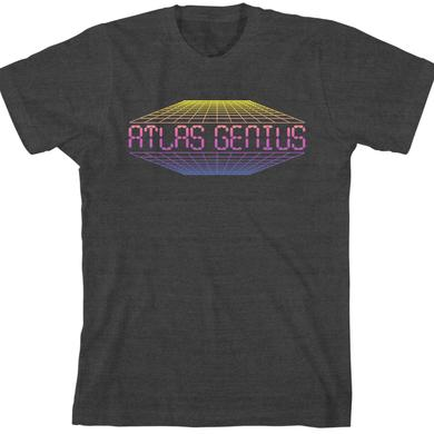 Atlas Genius Grid Blast T-Shirt