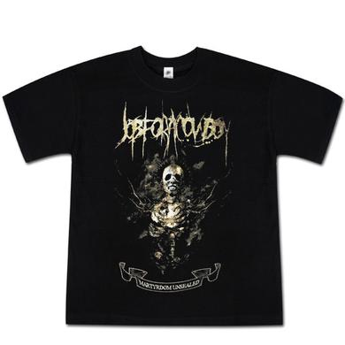 Job for a Cowboy Martydom Unsealed T-Shirt