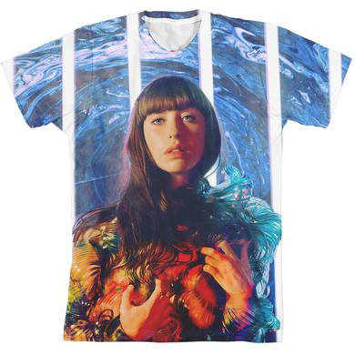 Kimbra Primal Heart Sulimated T-Shirt