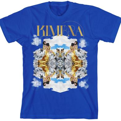 Kimbra Golden Dress Mirror T-Shirt