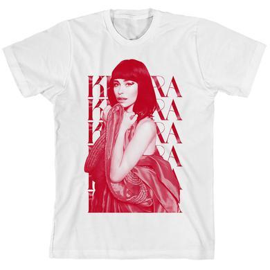 Kimbra Red Dress T-Shirt
