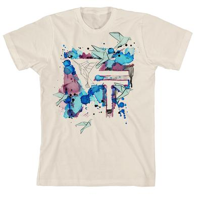 Vinyl Theatre Watercolor T-Shirt
