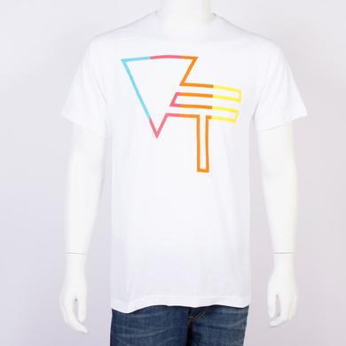 Vinyl Theatre Stripes Logo T-Shirt