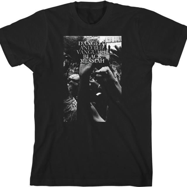 D'Angelo Hands Up Album Artwork T-Shirt