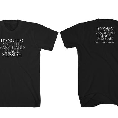 D'Angelo Messiah T-Shirt