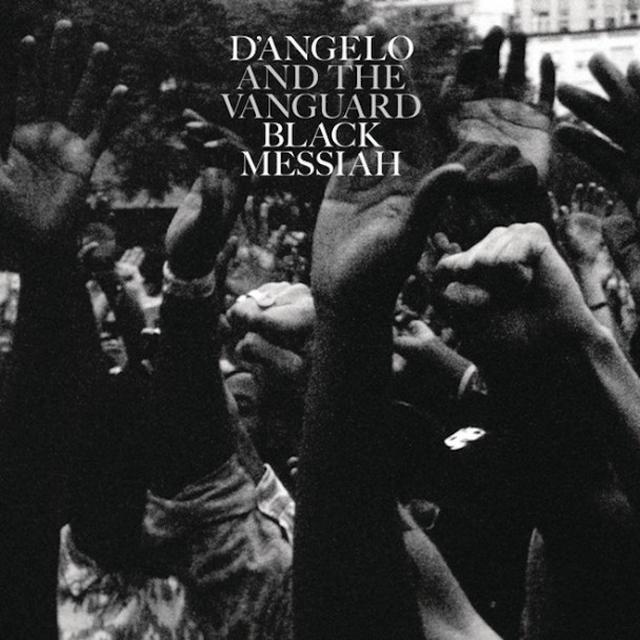 D'Angelo Black Messiah 2xLP