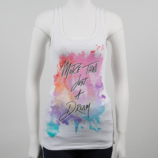 Fitz & The Tantrums Dream Rough Ladies Sheer Tank