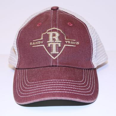 Randy Travis RT Logo Trucker Hat