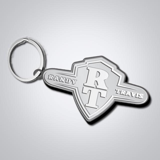 Randy Travis Commemorative Keychain