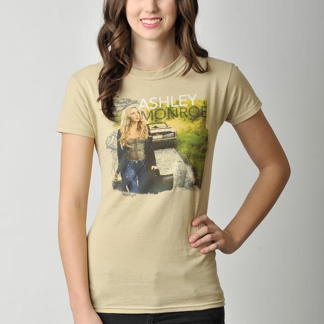 Ashley Monroe Photo T-Shirt