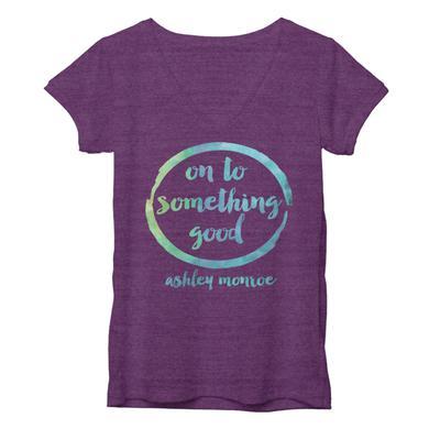 Ashley Monroe On To Something Good T-Shirt