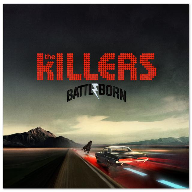 The Killers - Battle Born CD