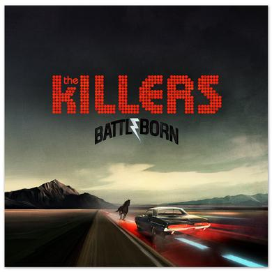 The Killers - Battle Born CD