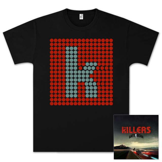 The Killers - Battle Born Standard Bundle