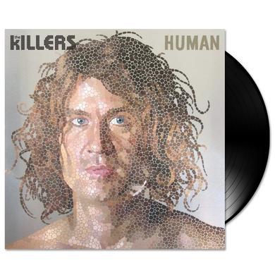 "Killers Human/Crippling Blow Picture Disc 12"" Vinyl Single"