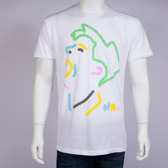 Nate Ruess Pastel Portrait T-Shirt