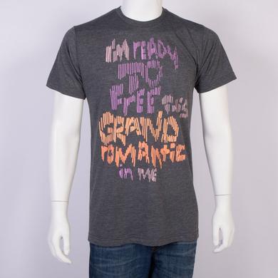 Nate Ruess Grand Romantic Lines T-Shirt