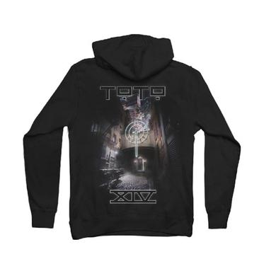 Toto XIV Cover Hoodie