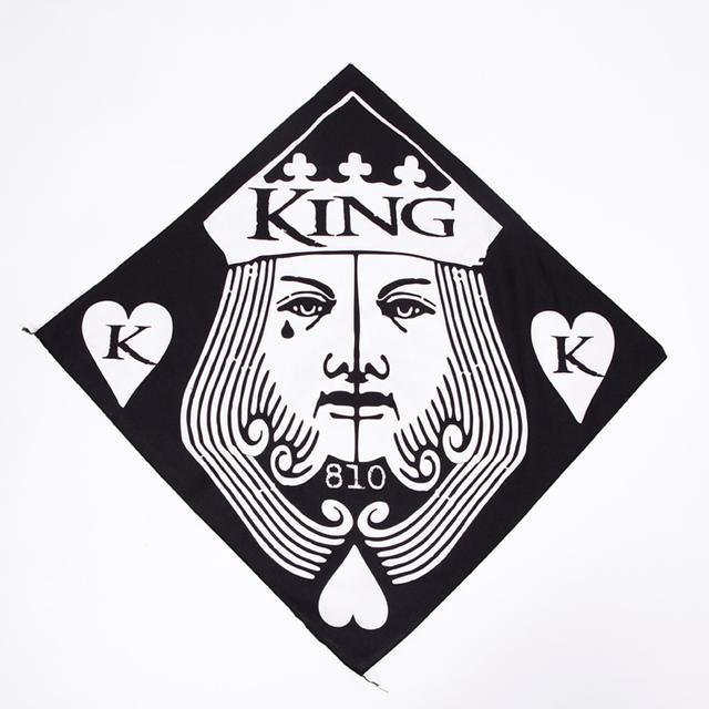 King 810 Suicide KING Bandana