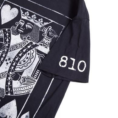 King 810 Suicide KING T-shirt