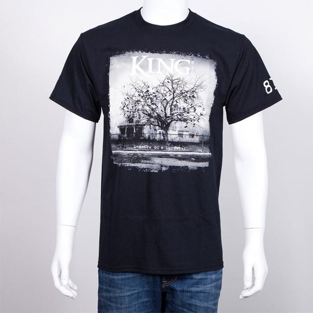 King 810 Murder Tree T-Shirt: Size Small