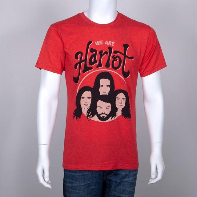 We Are Harlot Vintage Group T-Shirt