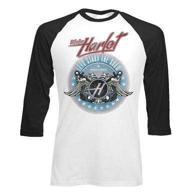 We Are Harlot Eagles & Anchors Raglan