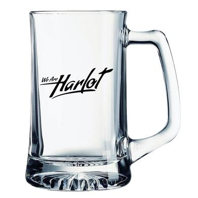 We Are Harlot Harlot 16oz Glass Mug