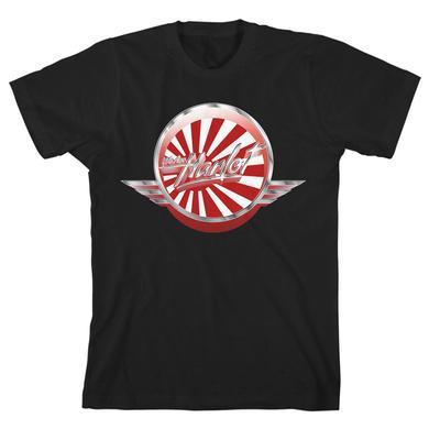 We Are Harlot Metal Wings T-Shirt