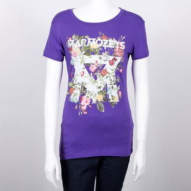 Marmozets Growing Flower Juniors T-Shirt