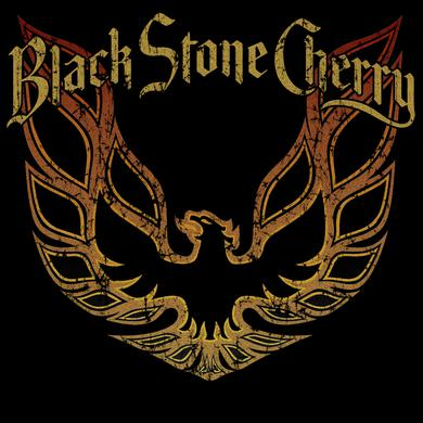 Black Stone Cherry Winged Trans-Am T-Shirt