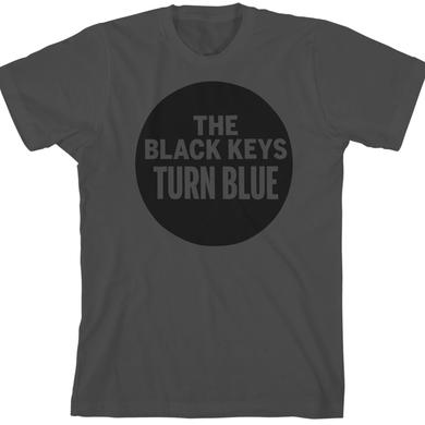 Black Keys Turn Blue Dot T-Shirt