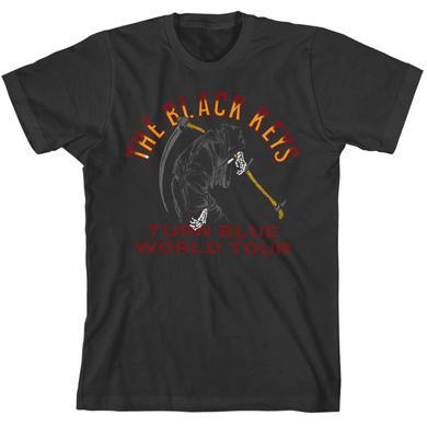 Black Keys New Reaper Coal T-Shirt