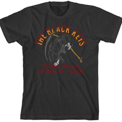 Black Keys New Reaper Coal T-Shirt