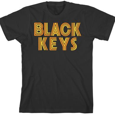 Black Keys Lines T-Shirt