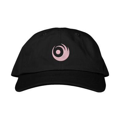 Lights Black Logo Hat