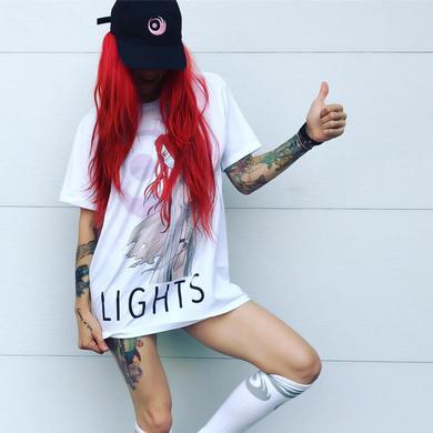 Lights Character T-Shirt