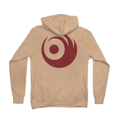 Lights Sandstone Skin & Earth Symbol Hoodie