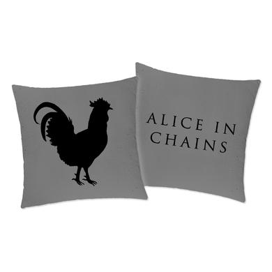 Alice In Chains Rooster Woven Pillow