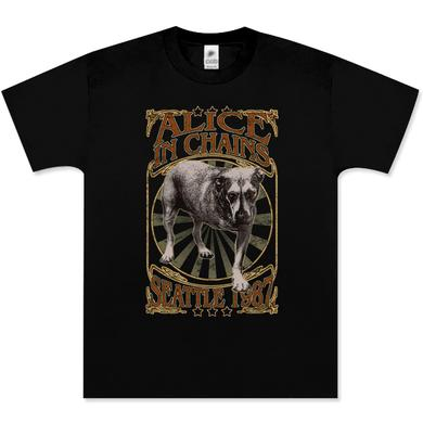Alice In Chains Filmore T-Shirt