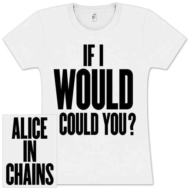Alice In Chains Would? Girls T-Shirt