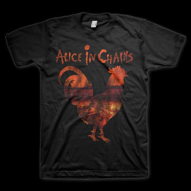 Alice In Chains Rooster Dirt T-Shirt